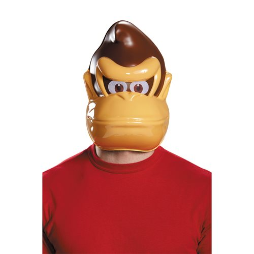 Super Mario Bros. Donkey Kong Adult Roleplay Mask