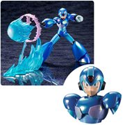 Mega Man X Charge Shot Version 1:12 Scale Model Kit
