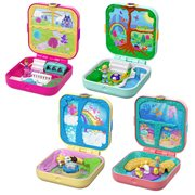 Polly Pocket Hidden Hideouts Mix 1 Playset Case