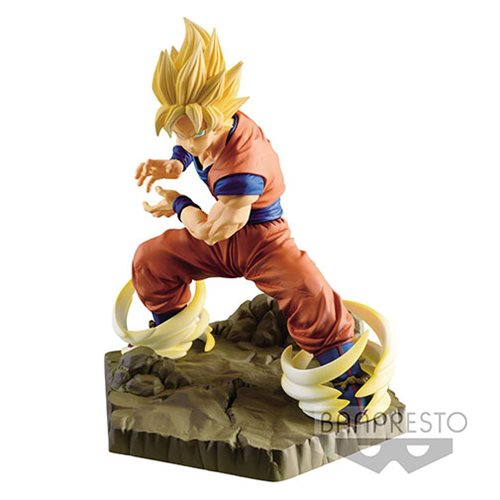 Dragon Ball Z Absolute Perfection Son Goku Statue