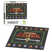The Legend of Zelda Classic 550-Piece Puzzle