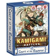 Kamigami Battles Court of the Emperor Deck Building Game Expansion Pack