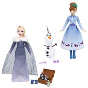 Frozen Storytelling Fashion Dolls Wave 1 Case