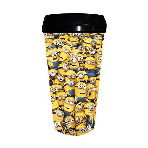 Despicable Me Minions 16 oz. Travel Mug