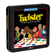 Twister Nostalgia Tin Board Game