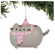 Pusheen the Cat Winter Ornament