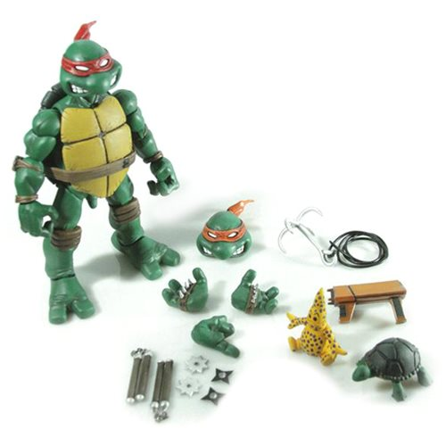 Teenage Mutant Ninja Turtles Michelangelo 1:6 Scale Collectible Action Figure