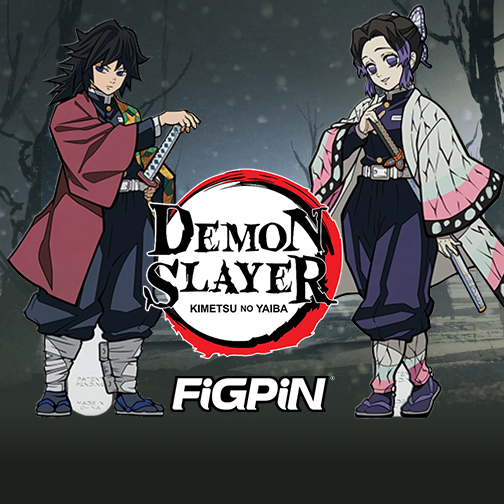 Demon Slayer Figpin