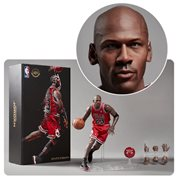 NBA Collection Michael Jordan Motion Masterpiece 1:9 Scale Action Figure