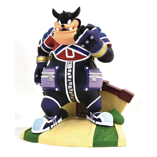 Kingdom Hearts Gallery Pete Statue