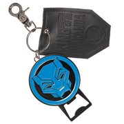 Black Panther Premium Bottle Opener Key Chain