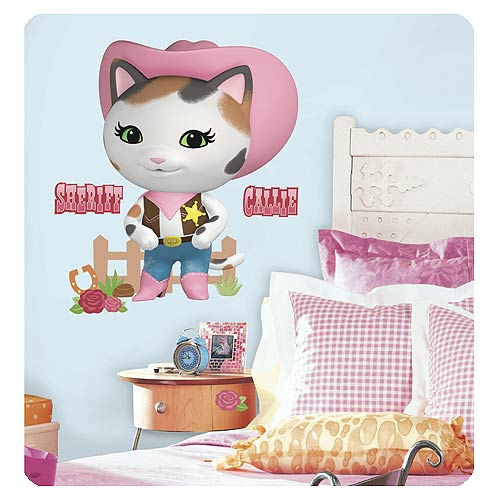 Sheriff Callie's Wild West Peel and Stick Giant Wall Decals
