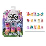 Hatchimals CollEGGtibles 4-Pack Season 4