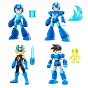 "Mega Man ""66 Action"" Mini-Figures Display Box"
