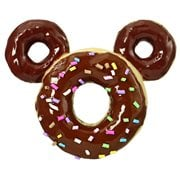 Mickey Mouse Donut PVC Magnet