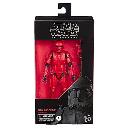 "SITH TROOPER #92 Star Wars Black Series Rise of Skywalker 6/"" Action Figure"