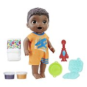 Baby Alive Super Snacks Snackin' Luke African American Doll