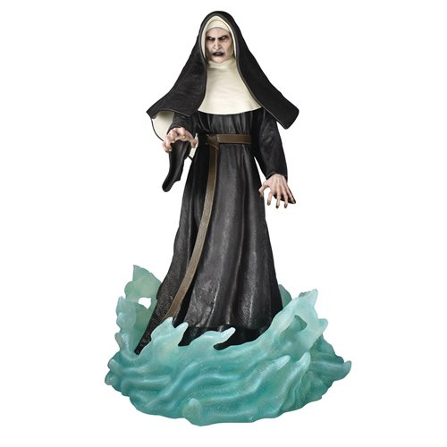 Horror Gallery The Nun Statue