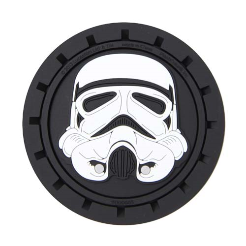 Star Wars Stormtrooper Auto Coasters 2-Pack