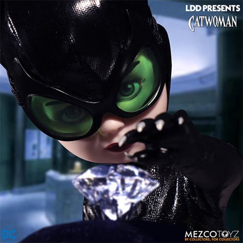 LDD Presents DC Universe Catwoman Doll