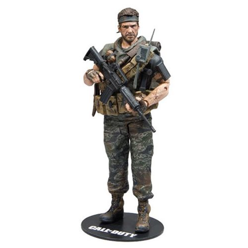 Call of Duty Series 2 Frank Woods 7-Inch Action Figure
