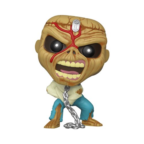 Iron Maiden Piece of Mind (Skeleton Eddie) Pop! Vinyl Figure