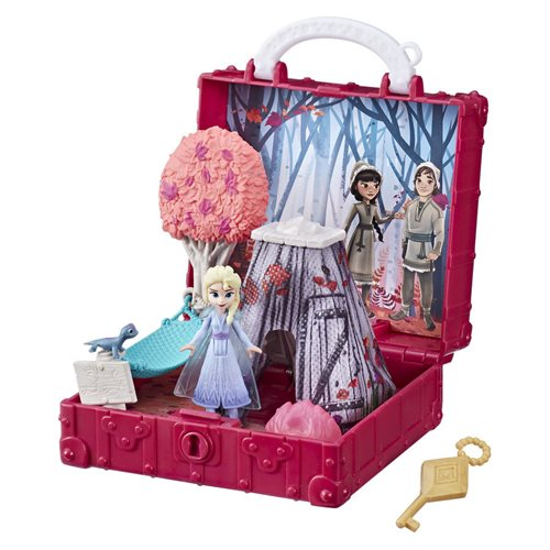 Frozen 2 Pop Adventures Enchanted Forest Playset