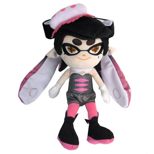 Splatoon Callie 9-Inch Plush