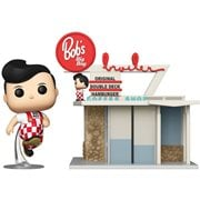 Bob's Big Boy Restaurant with Big Boy Pop! Town