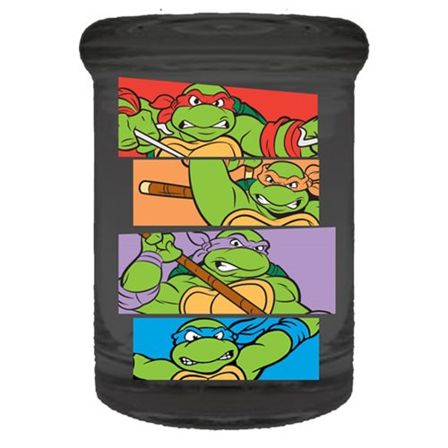 Teenage Mutant Ninja Turtles 3 oz. Apothecary Jar