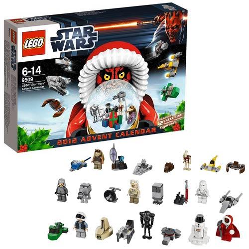 Lego star wars advent calendar 2020