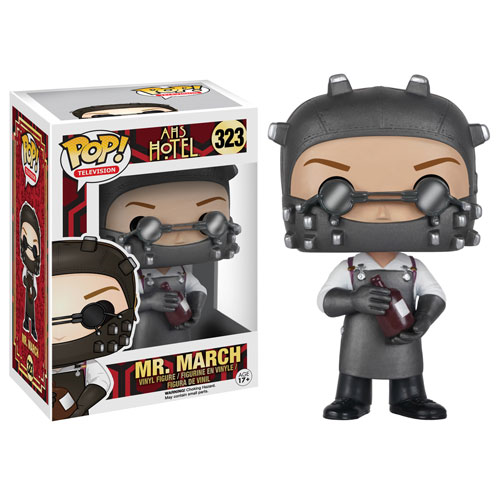 American Horror Story: Hotel Mr. March Pop! Vinyl Figure, Not Mint