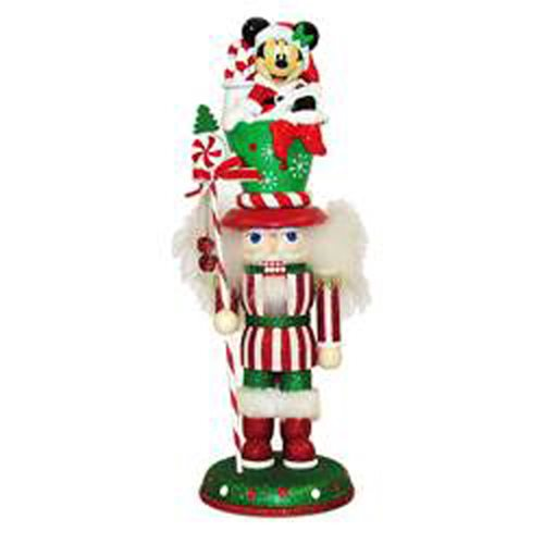 Minnie Mouse Hollywood 14-Inch Nutcracker
