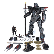 Full Metal Ghost Shadow Blade Action Figure