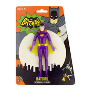 Batman Classic TV Series Batgirl 5 1/2-Inch Bendable Figure