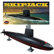 USS Skipjack SSN 585 Submarine Model Kit