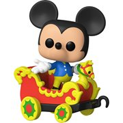 Disneyland Casey Jr. Car 3 with Mickey Pop! Train, Not Mint