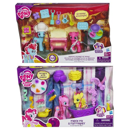 My Little Pony Theme Packs Wave 2 Set