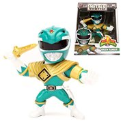 Power Rangers 4-Inch Green Ranger Metals Die-Cast Action Figure