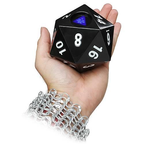 Magic D20 of Destiny