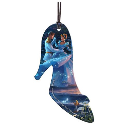 Disney Cinderella Dancing in the Starlight Hanging Acrylic Print