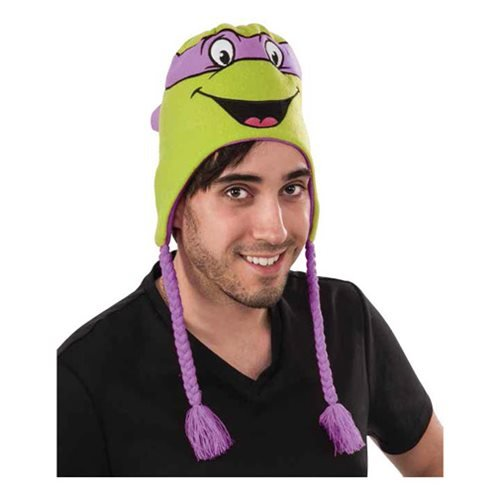 Teenage Mutant Ninja Turtles Donatello Laplander Hat