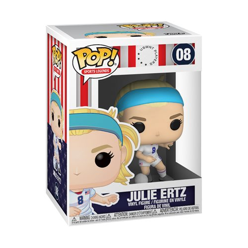US Women's National Team Julie Ertz Pop! Vinyl Figure