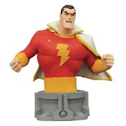 Justice League: The Animated Series Shazam Bust