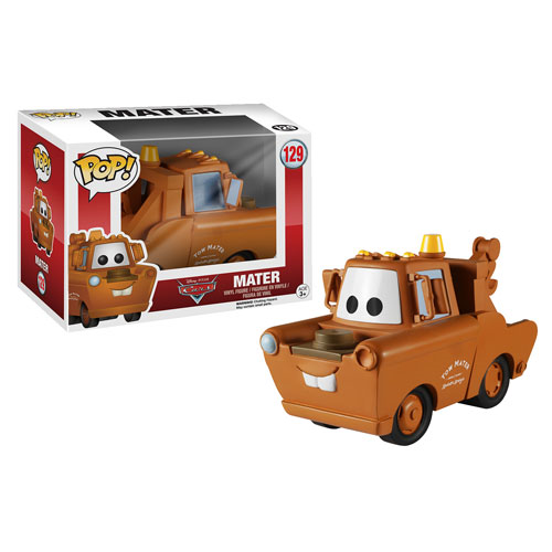 Cars Mater Pop! Vinyl Figure, Not Mint
