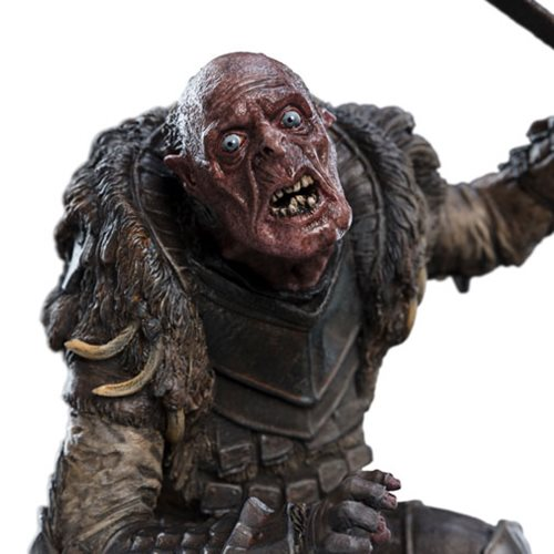The Lord of the Rings Grishnakh 1:6 Scale Statue
