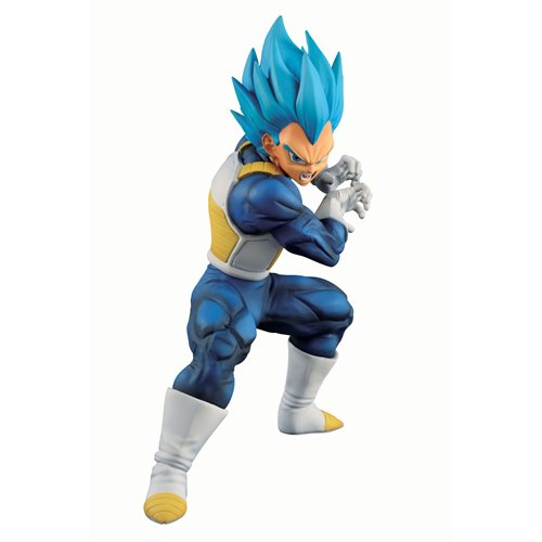 Dragon Ball Super Saiyan God Super Saiyan Evolved Vegeta Ichiban Statue