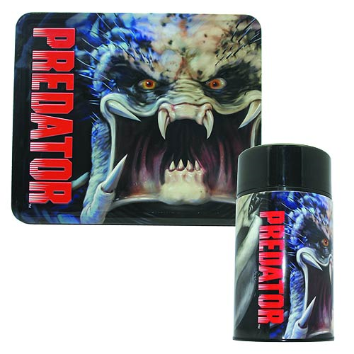 Predator Lunch Box with Thermos - Previews Exclusive
