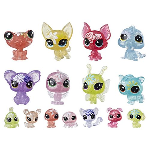 Littlest Pet Shop Blooming Bouquet Pets Pack