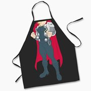 Thor Marvel Be the Character Kids Apron